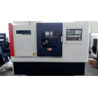 Cheap 45 degrees slant bed CNC lathe machine with Taiwan linear guideways for sale