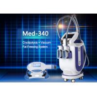 Cheap Body Reshaping Cryolipolysis Slimming Machine Cellulite Reduction with LED Vacuum for sale