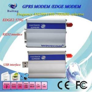 Cheap Wavecom Fastrack 10/20 M1206B RS232 GSM/GPRS Modem for sale