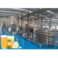 Cheap Industrial NFC Apple Processing Line HPP Fruit Juice Processing Equipment for sale