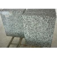Cheap Solid Surface Home Granite Stone Tiles Corrosion Resistant Design for sale