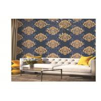 PVC embossed wallpaper TV background entertainment household waterproof