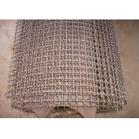 Cheap Construction Mine 16mesh 0.55mm 24SWG Crimped Wire Mesh for sale