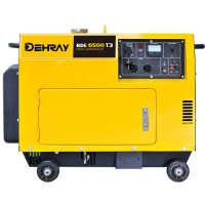Cheap 5KVA Digital Control 12V Portable Residential Generators for sale