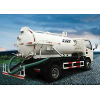 Cheap Garbage Collection Truck, 1032 / 1648mn and 19 / 11° Vac truck / Vaccum truck XZJ5060GXW, 5980*1980*2680m for sale
