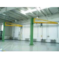 Cheap Free Standing Slewing Jib Cranes with A Foundation of 3 to 5 Feet Deep for sale