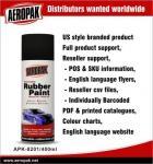 Cheap Chemicals Paint / Coating Rubber Liquid Rubber Paint Plasti Dip Spray for sale