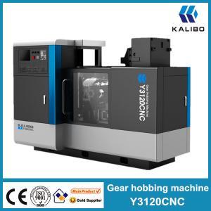 China Y3120CNC Gear Hobbing Machine on sale