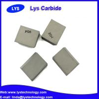 Cemented Carbide Inserts 1/2