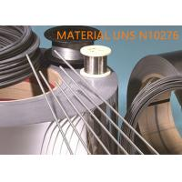Cheap Chemical Processing UNS N10276 High Performance Alloys Easy To Form And Weld for sale