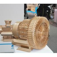 Cheap IE3 7.5kW Goorui Side Channel Blower , High Pressure Air Blower For CNC Routers for sale