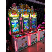 Cheap Entertainment Center 3 Players Coin Operated Game Machines High Return for sale