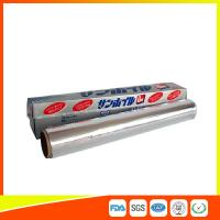 Cheap Multi Purpose Aluminium Foil Roll , Kitchen Aluminum Foil Paper For Food Wrapping for sale