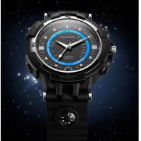 Quality Men's Sport Fashion Blue Binary LED Pointer Watch Waterproof! New! Nice!! wholesale