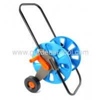 Cheap Garden Water Hose Reel Cart With Capacity 45M 12MM Hose for sale