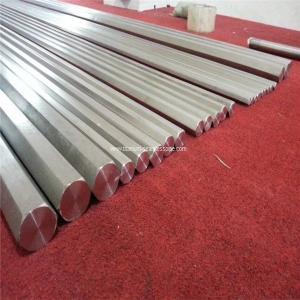 Cheap Gr2 grade2 titanium hex bar Hexagonal rods Gr2 TITANIUM hexagon bars for sale