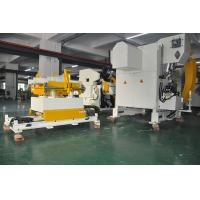 Cheap 3 In 1 NC Leveller Feeder Curtain Rod Stamping Automated Processing Technology for sale