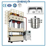 Cheap 200T Four Column/Post Long Service Life Low Failure Rate Deep Drawing Hydraulic Press Machine for sale