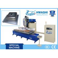 Buy cheap CNC Automatic Sink Seam Welding Machine from wholesalers