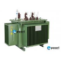Cheap Pole mounted ONAN / Oil Immersed Distribution Transformer / Auxiliary Transformer for sale
