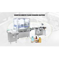 Cheap Low Price New Automatic Anticorrosive 4L Viscosity Bottle Detergent/Bleach/Toilet Cleaner Liquid Filling Machine for sale