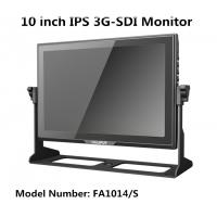 Cheap IPS Panel 3G SDI Monitor 10 HDMI Display V-Mount Battery Plate for sale