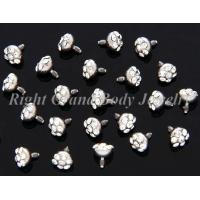 Cheap Brand New Multi Gems Body Jewelry Parts 316L Surgical Steel For Men for sale