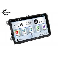Buy cheap Android 9.0 Volkswagen Passat DVD Player Touch Buttons 9 Inch 1024*600P Screen from wholesalers