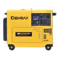 Cheap 5KVA 930×530×740mm 155kg Super Silent Generator for sale