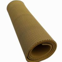 Cheap Sports Anti Slip Yoga Mat, Textured Rubber Foam Yoga Mats for sale