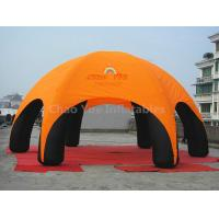 Cheap 20ft Inflatable Dome Canopy Tent for sporting events for sale