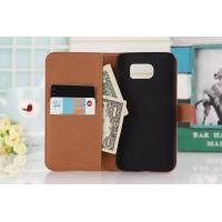 Cheap Samsung Galaxy S6 G920F Leather Wallet Case Cover Flip Case for sale