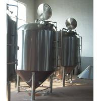 China 2000L beer fermentation tanks, fermenters, mini beer brewing equipments, beer machine on sale