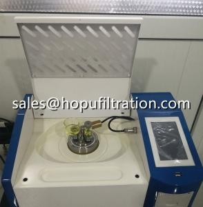Cheap Transformer Oil  digital Tan Delta Tester, automatic oil dielectric loss analyzer for sale