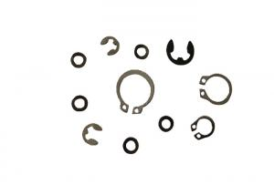 Cheap E Coating Spring Steel Circlip Snap Ring 5MM 65Mn E Clip Washer for sale