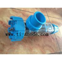 Buy cheap Titanium anode for Sodium hypochlorite from wholesalers