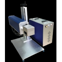 Cheap Compact Portable CO2 Laser Marking Machine For Non-Metallic Materials for sale
