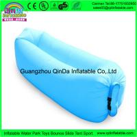 China Protable camping gear recliner chair good price lazy sleeping bag on sale