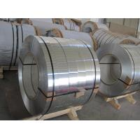Cheap Temper HO Claded Thin Aluminum Strips Industrial ID 500mm High Performance for sale