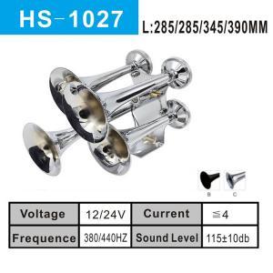 Four Trumpt of Quad Train Air horn (HS-1027)