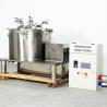 Buy cheap SZ-600 110L 25kg 55lb Biomass Centrifugal Hemp Oil CBD Extraction Machine from wholesalers