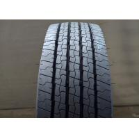 Cheap Urban Buses / Travel Coach Tires 10R22.5 Closed Outboard Shoulder Design for sale
