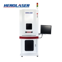 Cheap Enclosed Type Ultraviolet Laser Marking Machine for sale