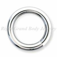 Cheap Nickel Free Nose Hoop Ring Jewelry High Polish for sale