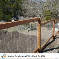 Buy cheap Welded Wire Fences| Galvanized or Stainless Steel Rolled Wire Fencing for Building from wholesalers