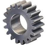 Cheap low noise black surface ANSI A3C45, stainless steel industrial high precision bevel gear for sale