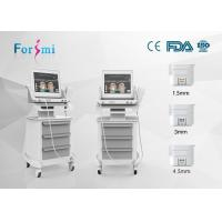 Cheap 4mhz 7mhz 10mhz of High Intensity Focused on Ultrasound wrinkle removal machine for sale
