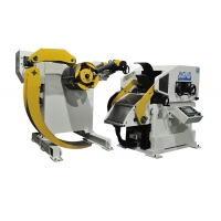 Buy cheap Integrated 3 In 1 Thin Aluminum Coil Correction Servo Feeder from wholesalers