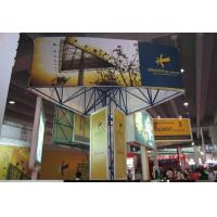 China Display Advertising Steel Structure Billboard Outside , Painted Steel Structure on sale
