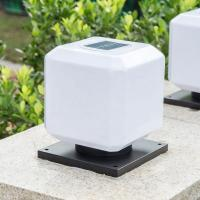 Buy cheap 3. 7V 2600mAh Solar Powered LED Outdoor Lights Warm White 3000-4000k from wholesalers